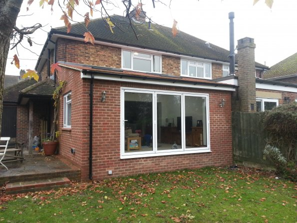 Gallery Extensions Single Storey Rear Extension In Otford