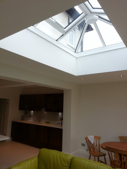 Gallery Interior Works Roof Lantern